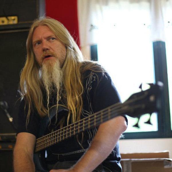 Marco pendant le Summer Camp de Nightwish en 2010