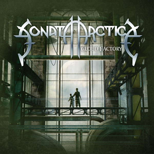 Cloud Factory single's cover art (2014)