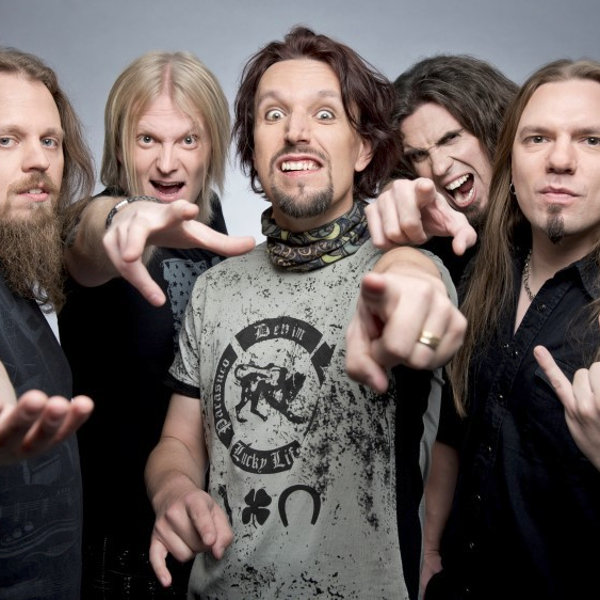 Promo photo of Sonata Arctica (2013)