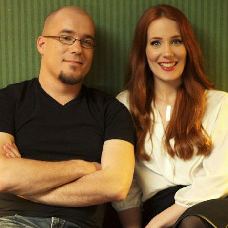Coen et Simone à Paris pour notre interview du 20 mars 2014