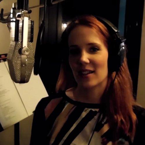 Simone durant l'enregistrement de The Quantum Enigma
