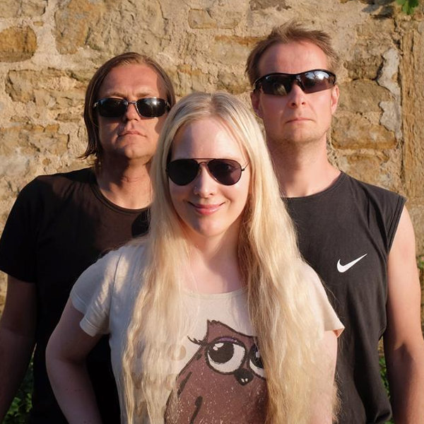 Carmen, Stig and Anders of SAVN
