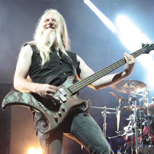 Marco, concert de Nightwish de la Foire aux vins de Colmar, le 5 août 2012