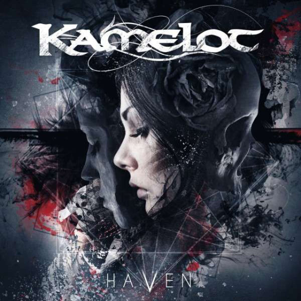 Pochette de Haven, album de Kamelot (2015)