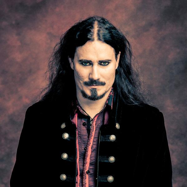 Photo promo Tuomas Holopainen (NIGHTWISH)