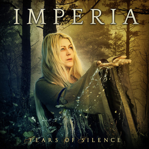 Tears Of Silence album's cover art by Imperia (2015)